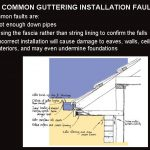 Why you Really Need Gutters?